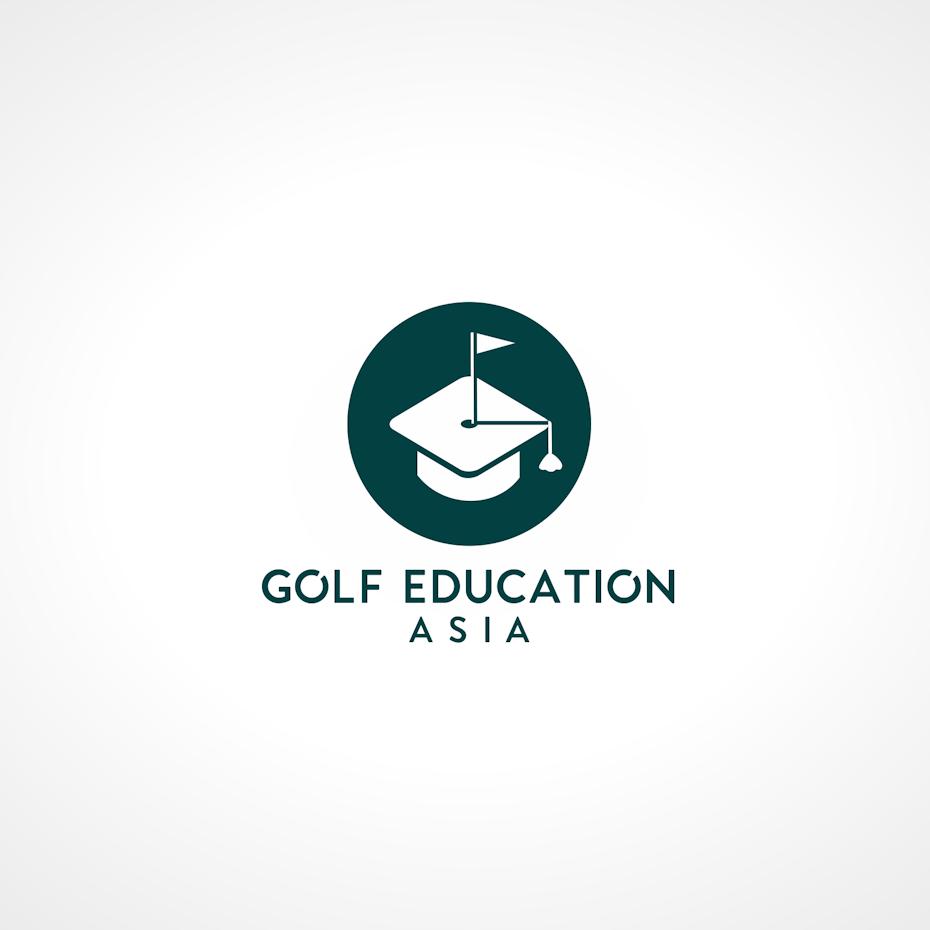 Golf Education Asia logo