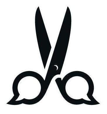Scissors logo
