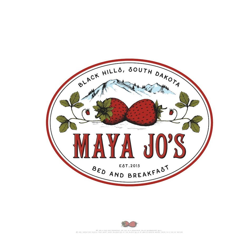 Maya Jo's Bed and Breakfast logo
