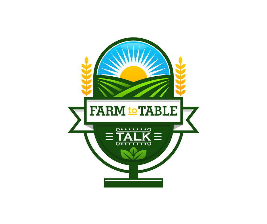 farm to table podcast logo