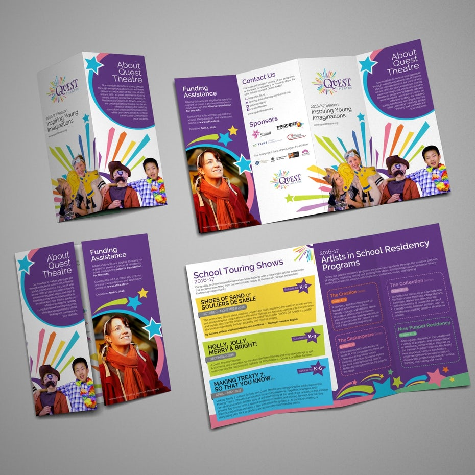 How To Design A Brochure The Ultimate Guide