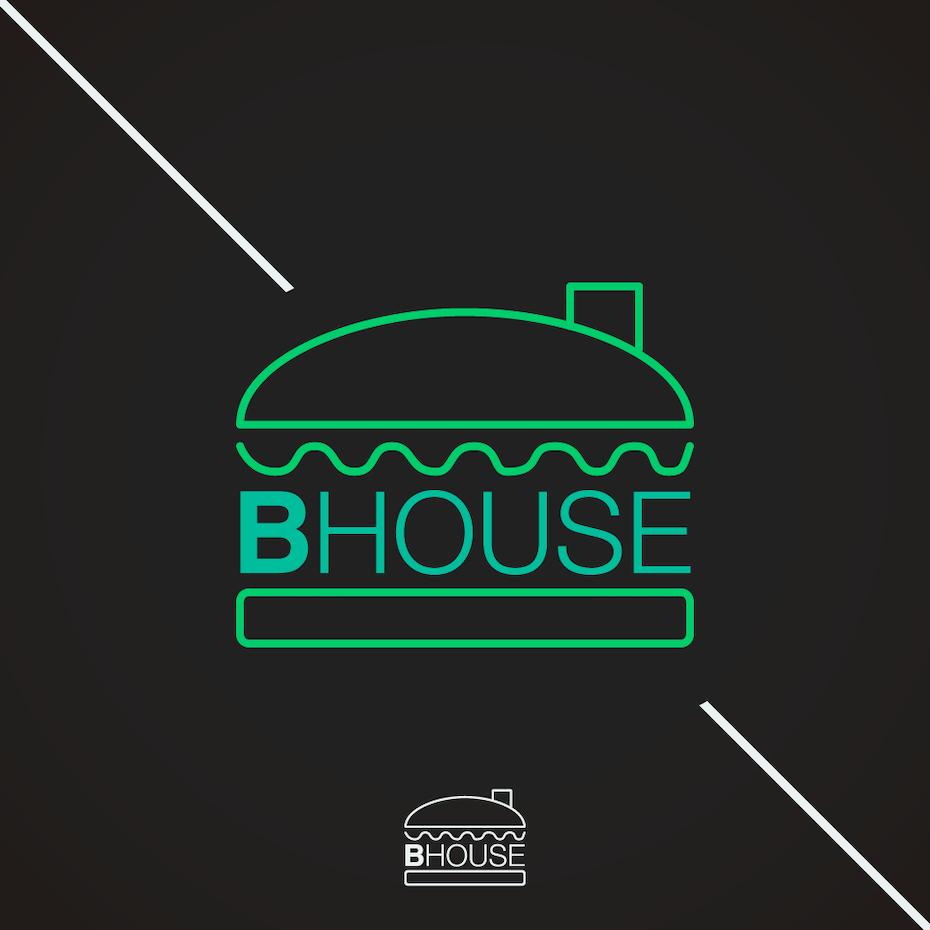 BHOUSE logo