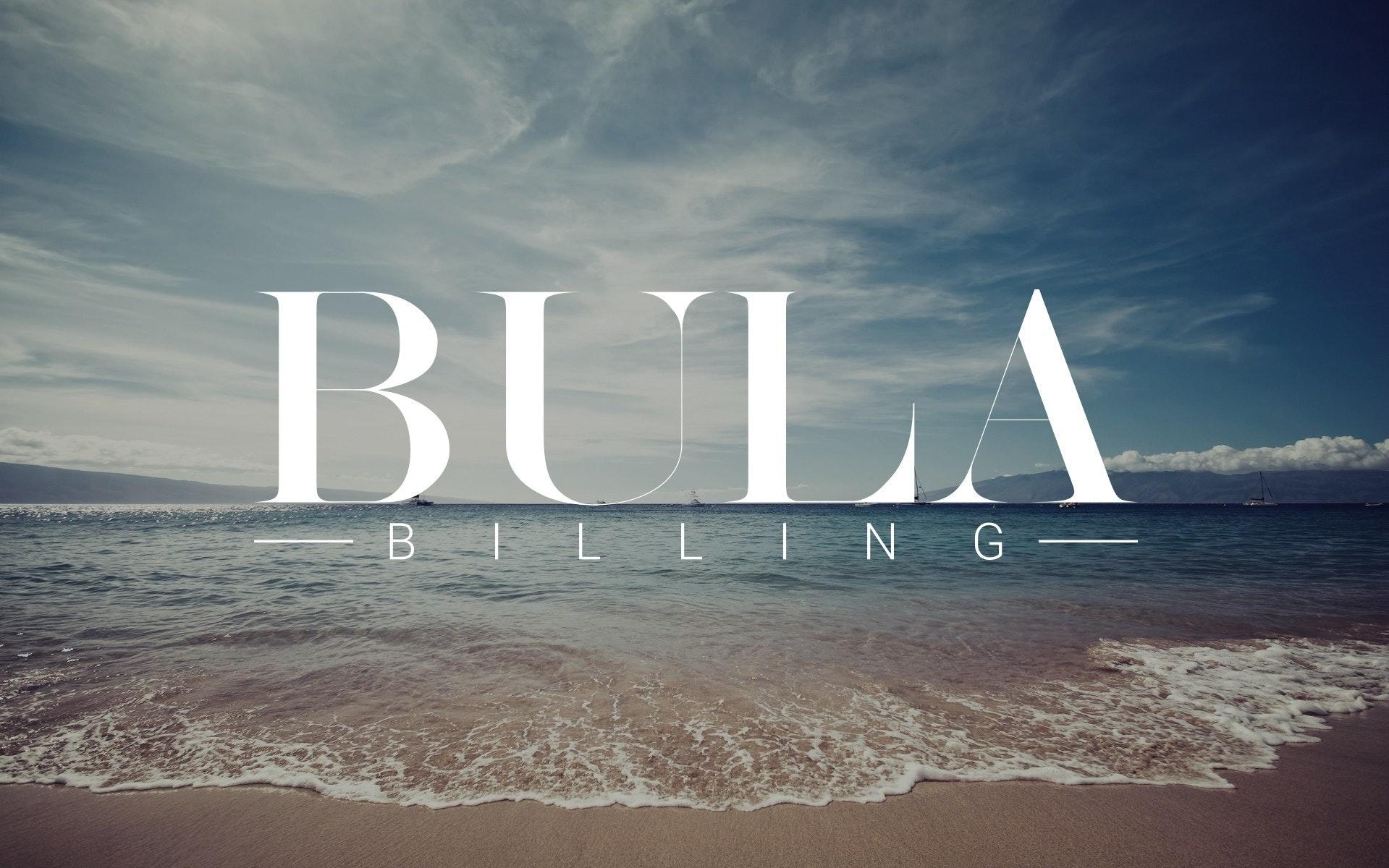 Bula Billing logo