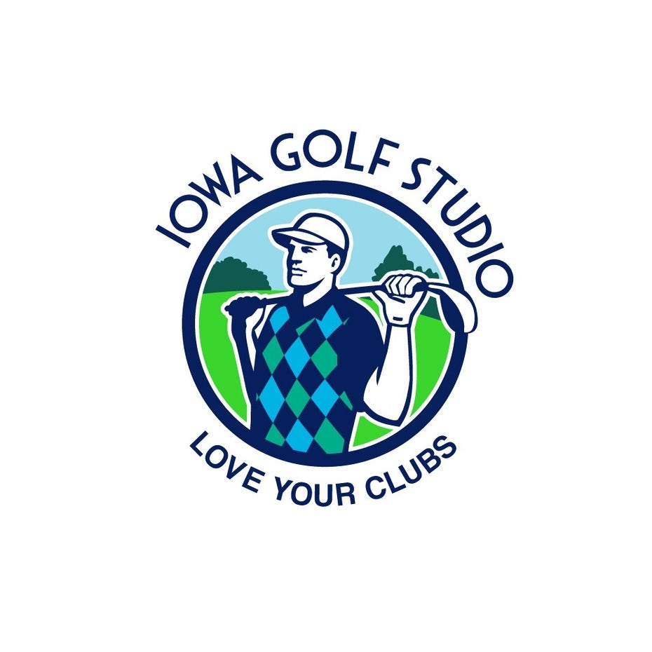 Iowa Golf Studio logo