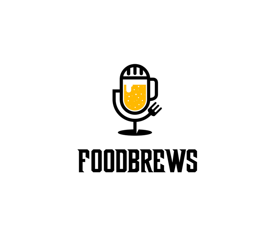 food and brewing podcast logo