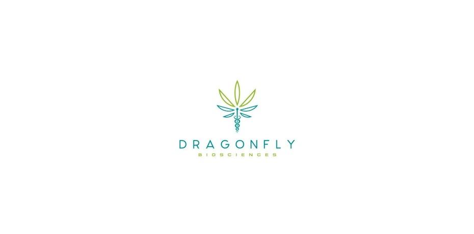 Logo for Wellness / Pharma company Dragonfly Sciences
