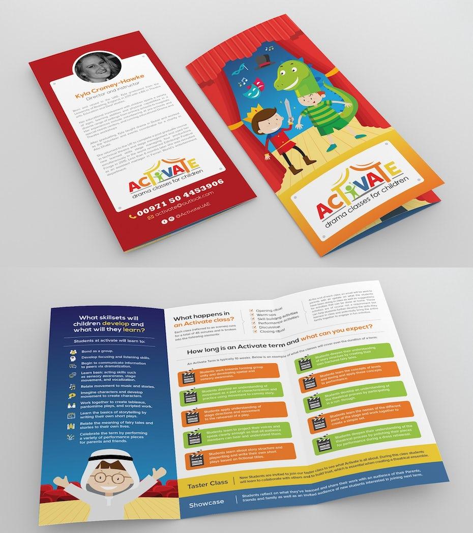 Activate brochure