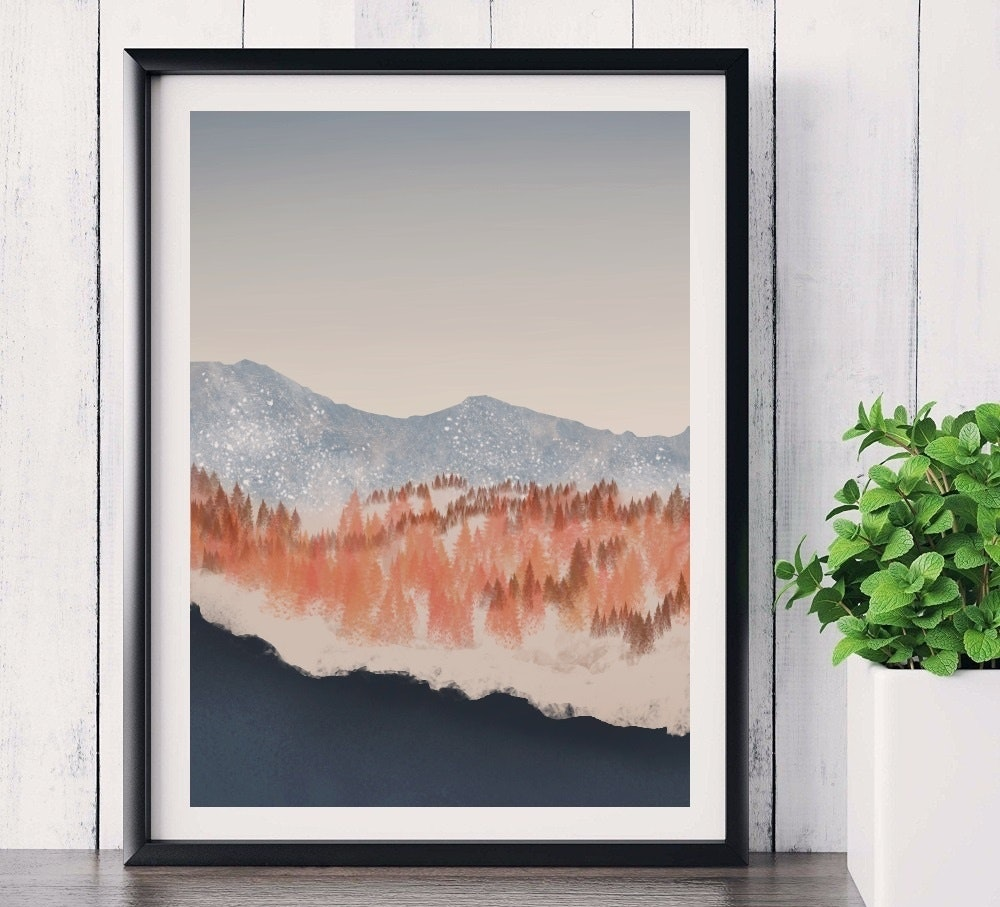 Scandinavian landscape design