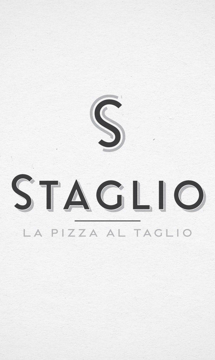 Staglio pizza design
