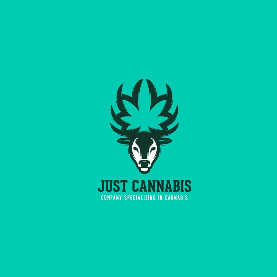 Just Cannabis logo