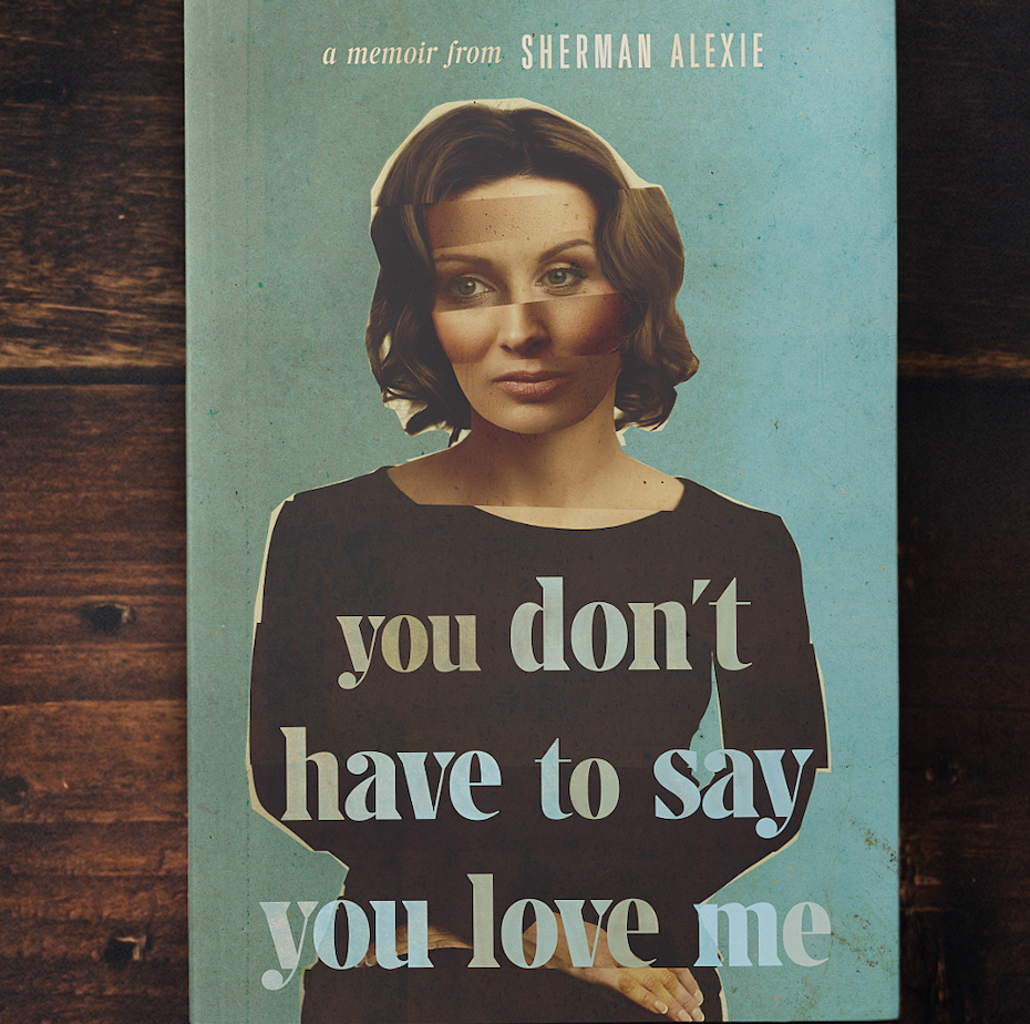 you dont have to say you love me book cover