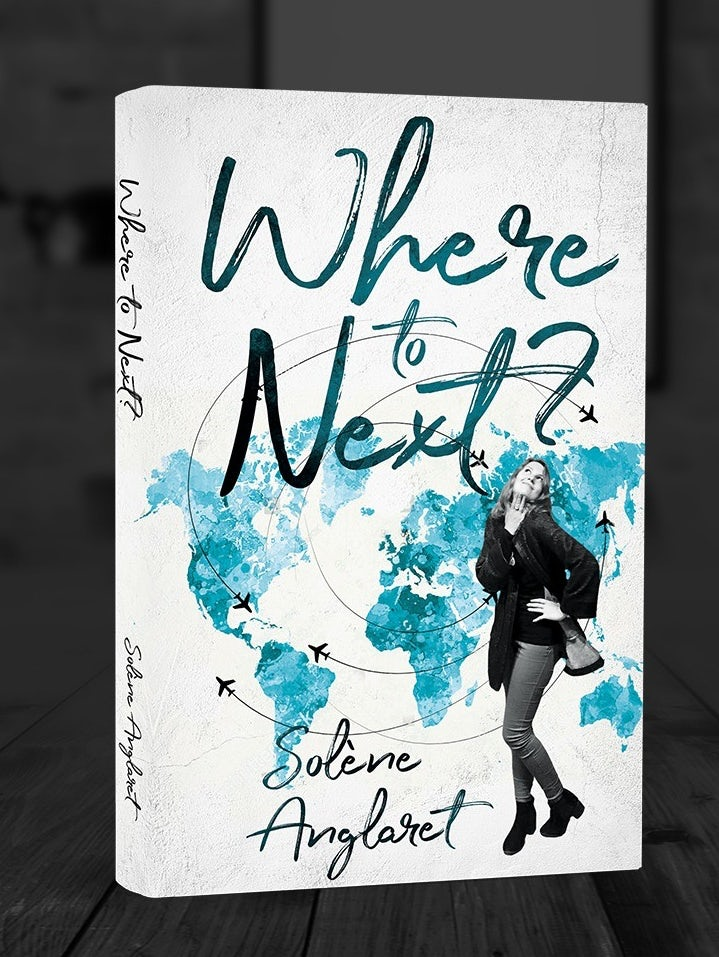 Where to Next? book cover