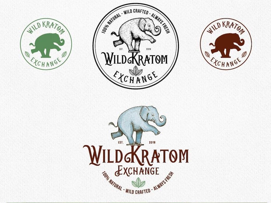 Wild Kratom Exchange logo