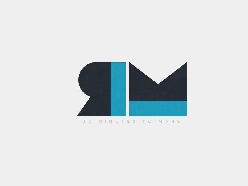 30 minutes to mars geometric design