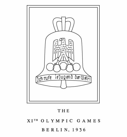 1936 Olympic logo