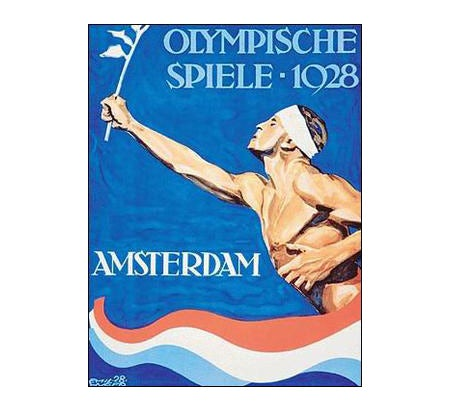 1928 Olympic logo