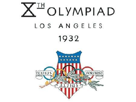 1932 Olympic logo