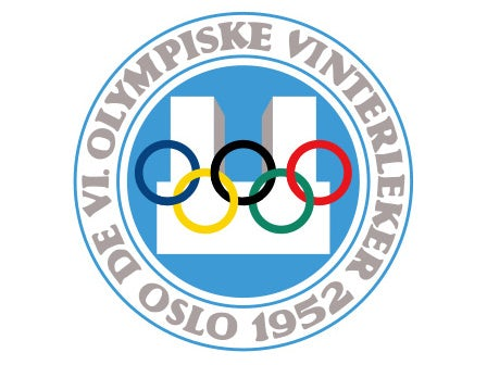 1952 Olympic logo