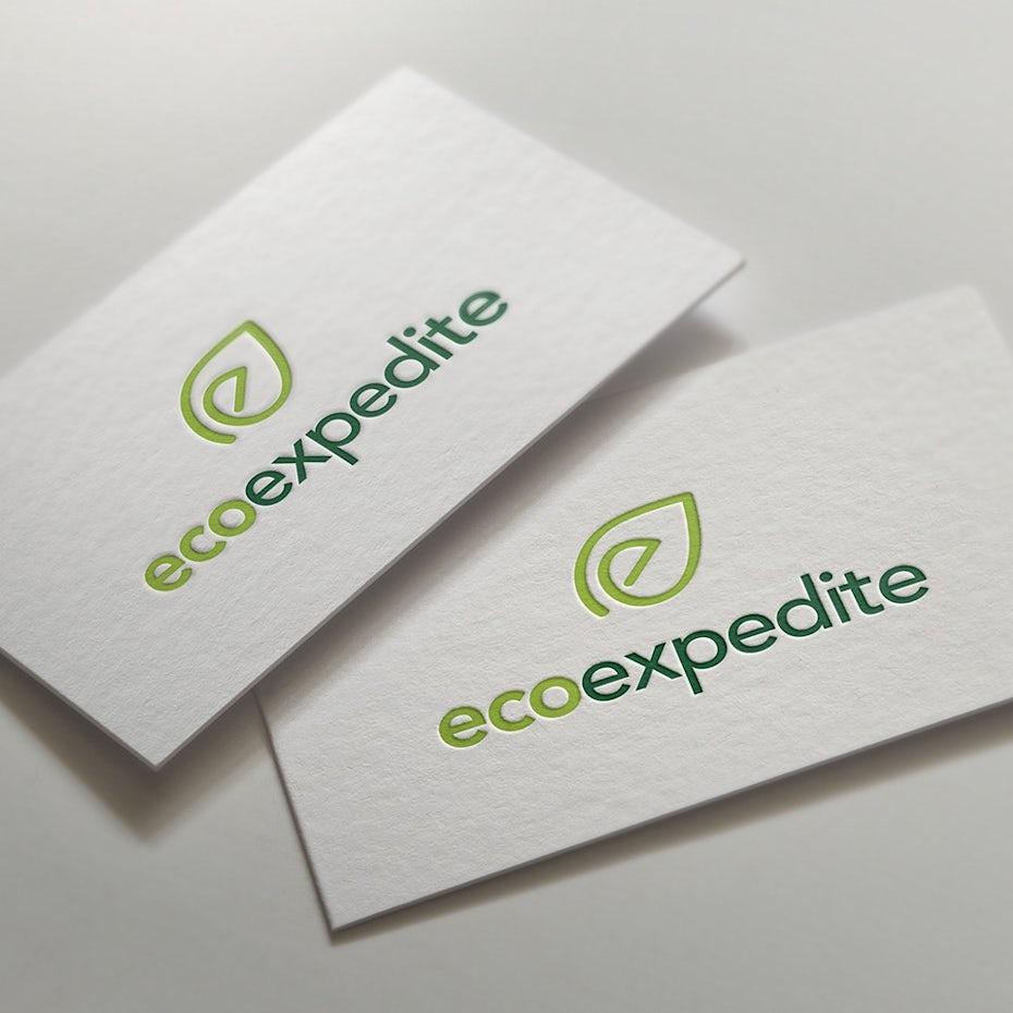 ЭкоЭкспедит логотип