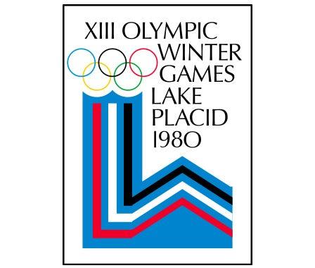 1980 Olympic logo