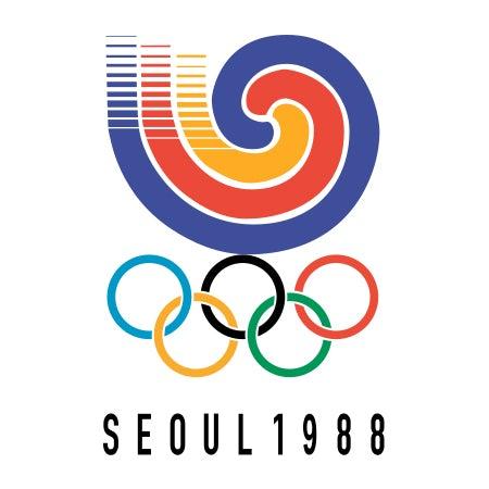 1988 Olympic logo