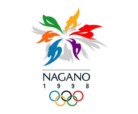 1998 Olympic logo