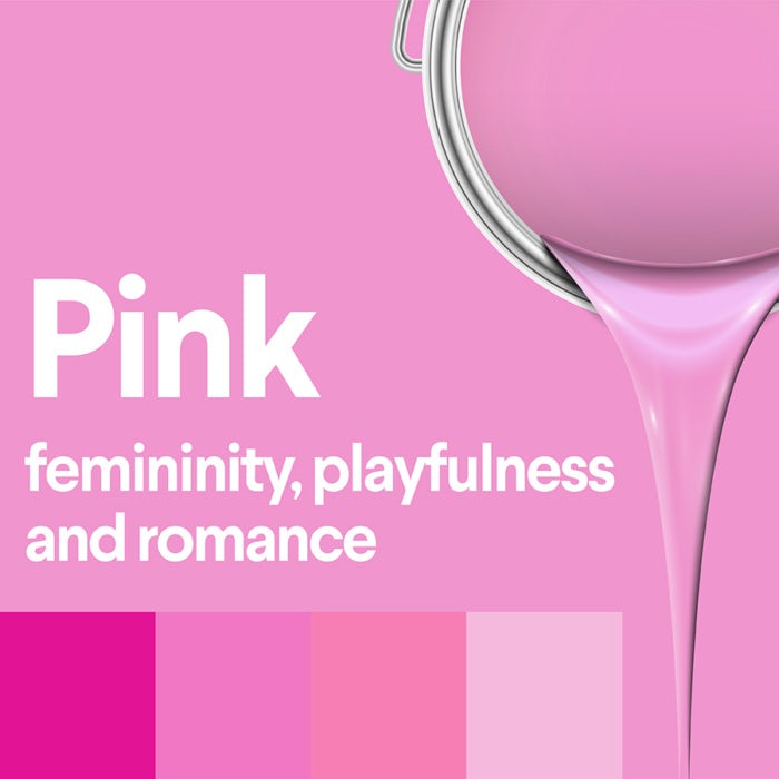The meaning of pink