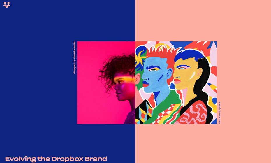 Evolving the Dropbox Brand