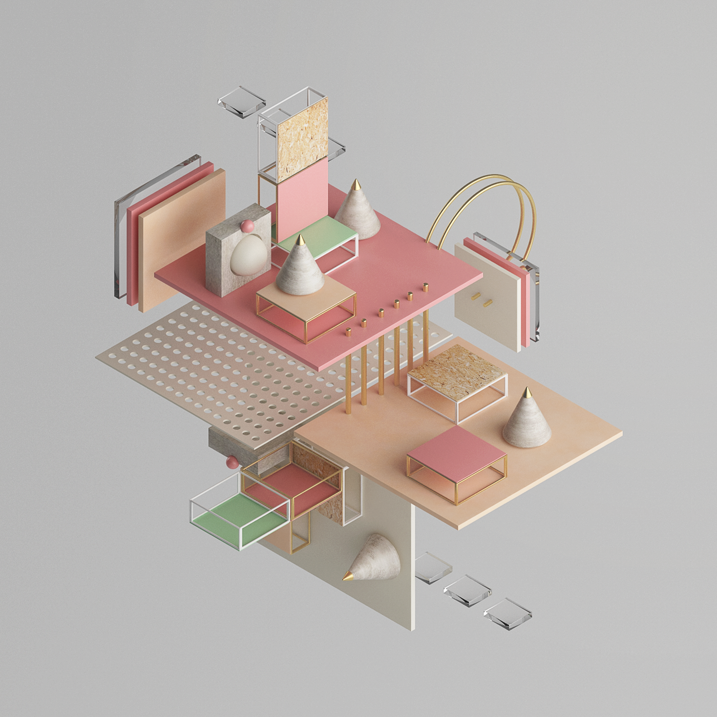Isometric Shapes