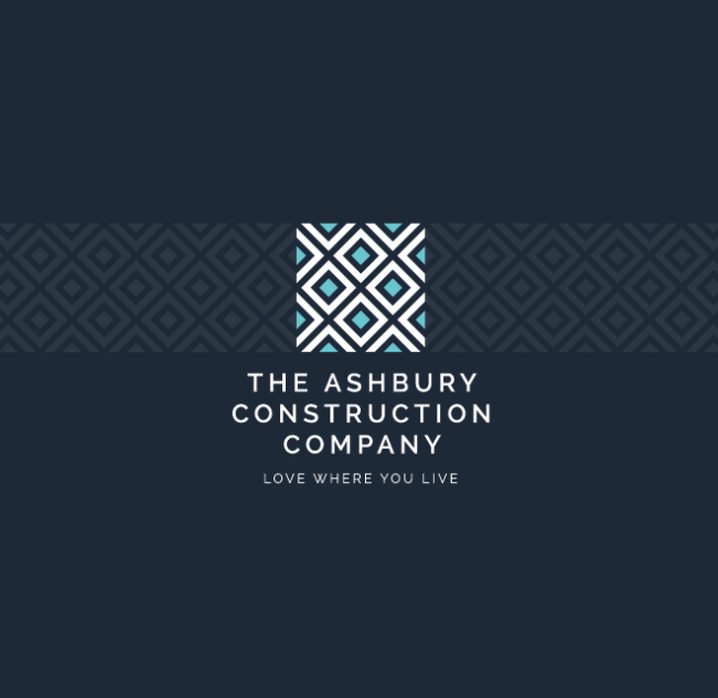 Logo with symmetrical pattern