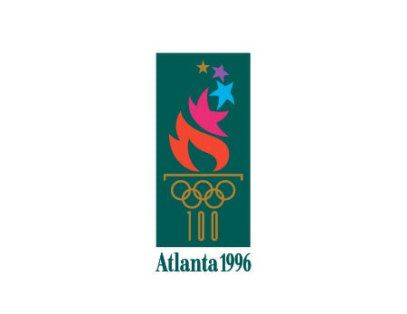1996 Olympic logo