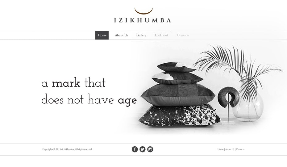 whitespace on a web page