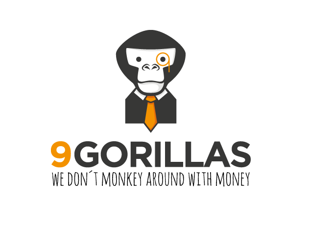 9 Gorillas logo