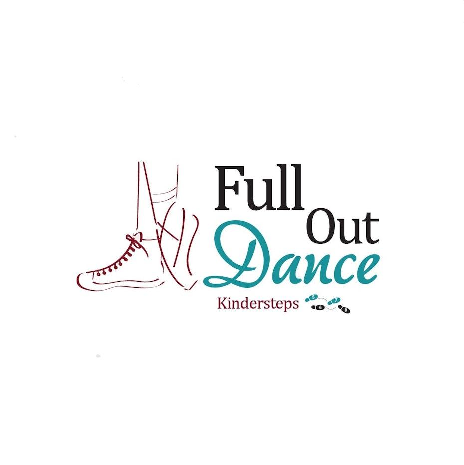 Full Out Dance Kindersteps
