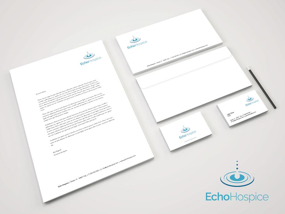 Logo for Echo Hospice