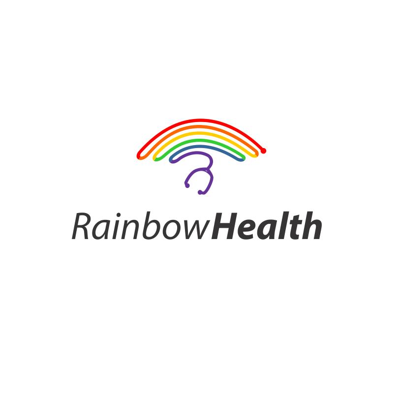 Logo for Rainbow Health