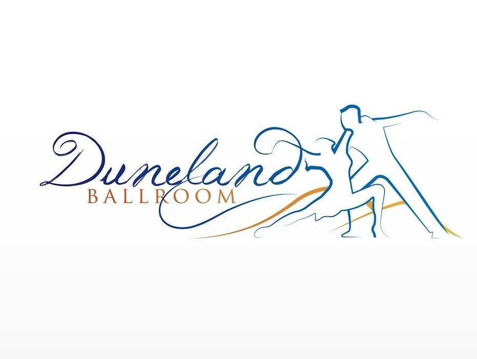 Duneland Ballroom logo