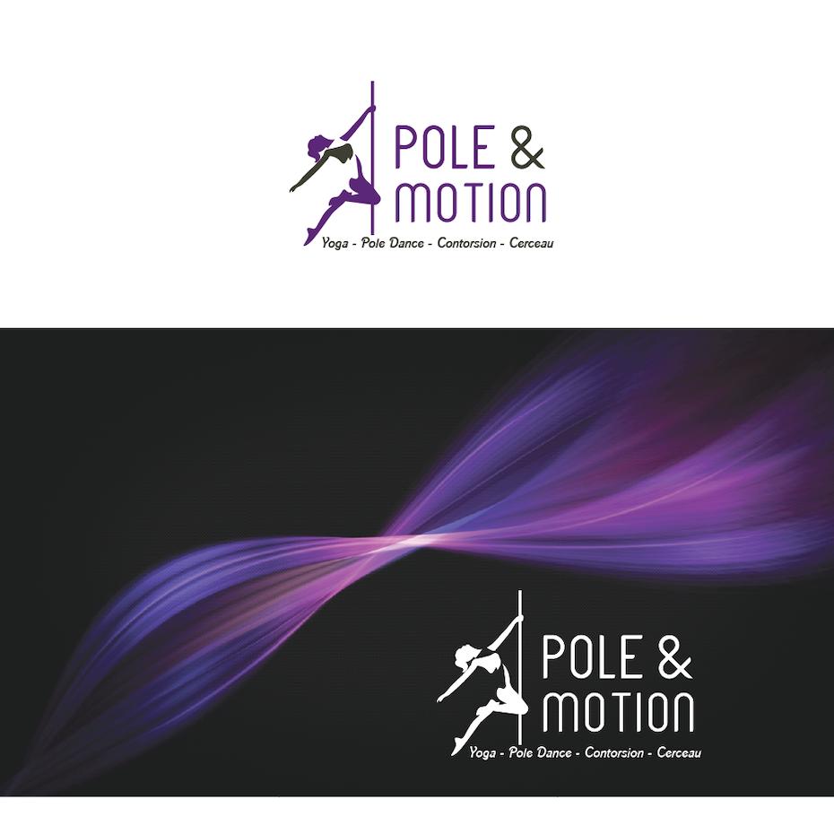 Pole & Motion logo