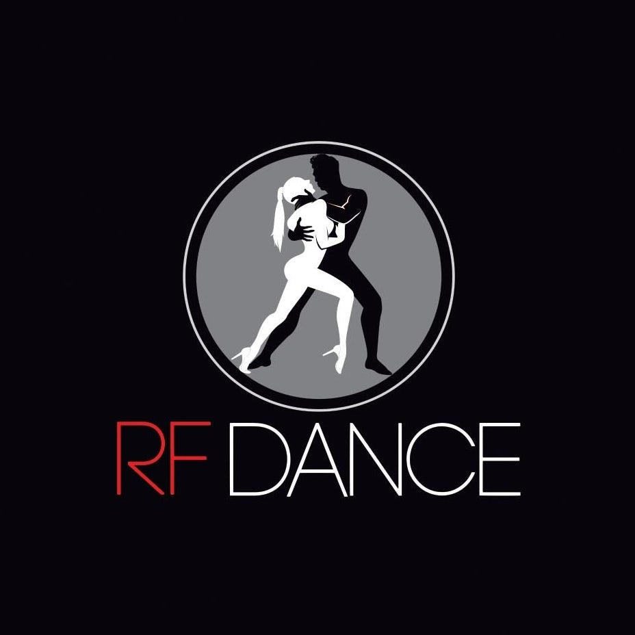 RF Dance team logo