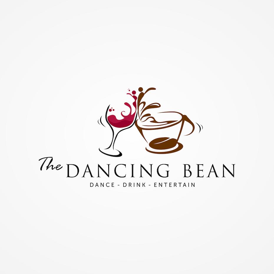 Dancing Bean Logo