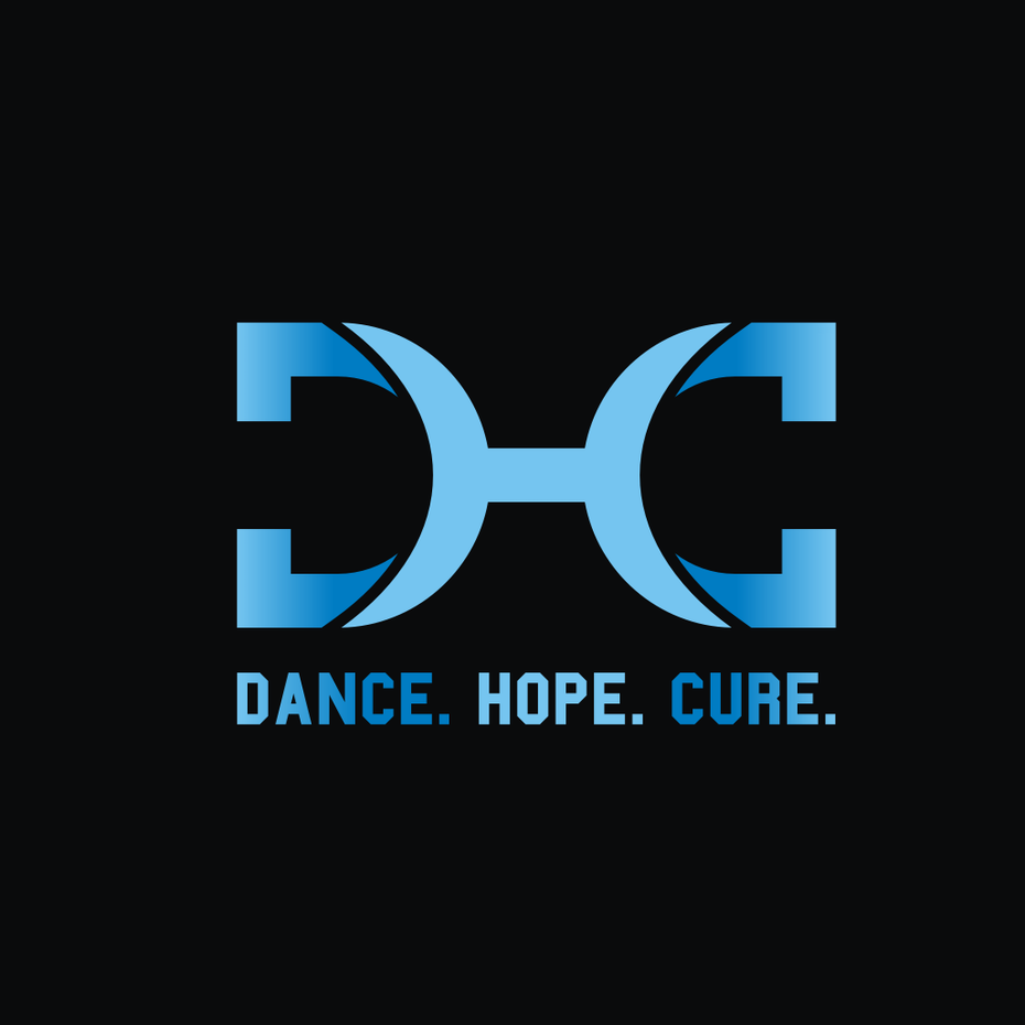 Dance Hope Cure logo