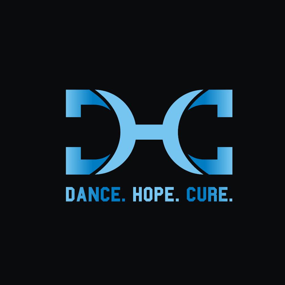 Dance Hope Cure logo
