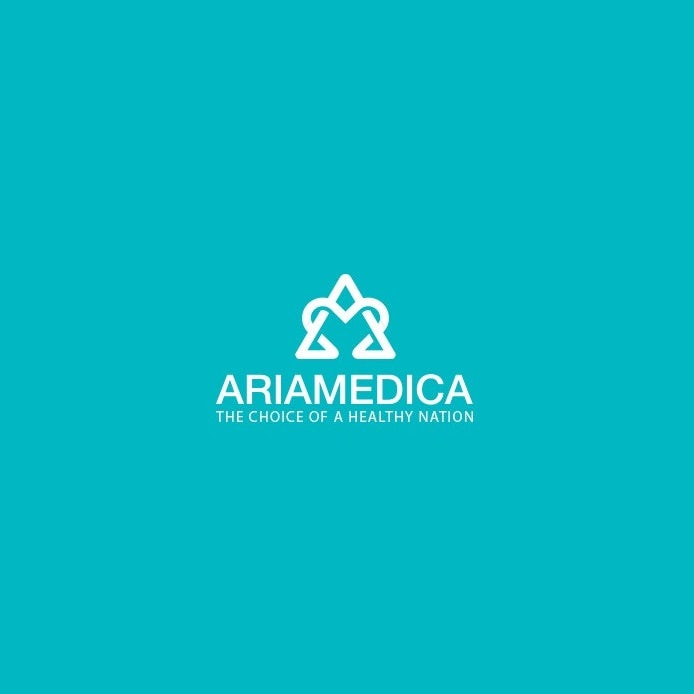 Logo for Ariamedica