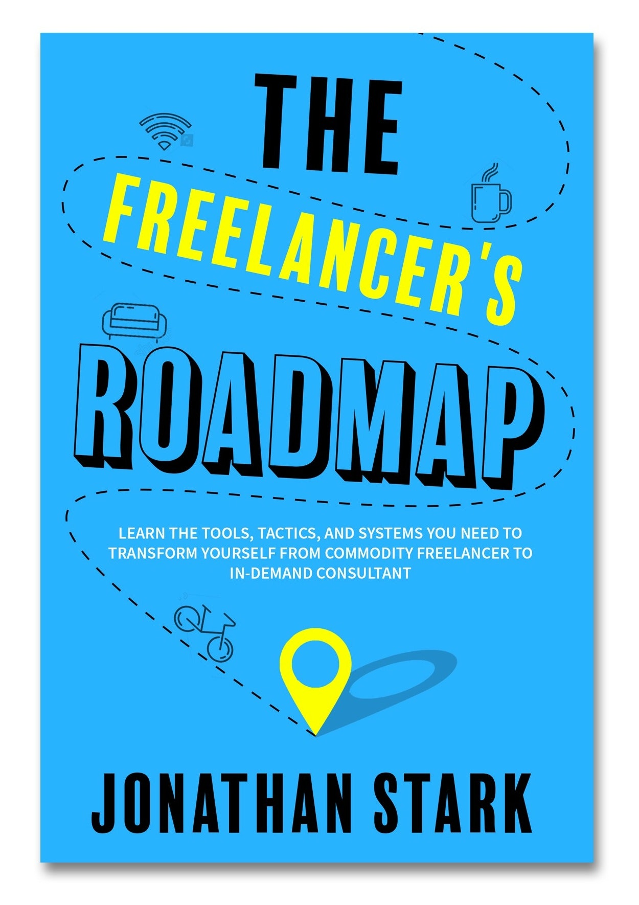 Book cover for The Freelancers Roadmap