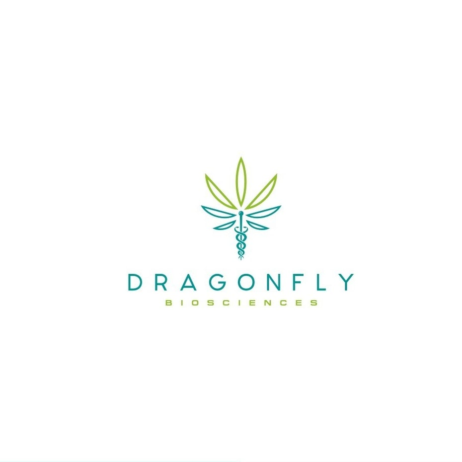Logo for Dragonfly Biosciences