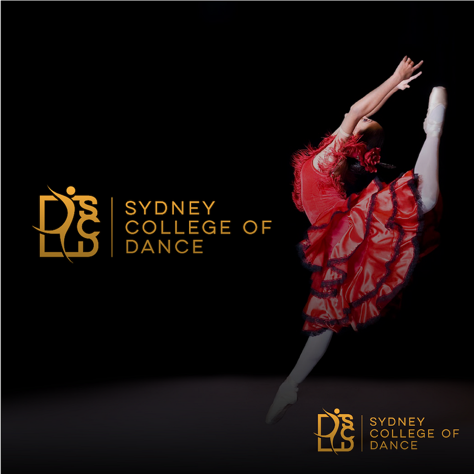 Sydney College of Dance logo