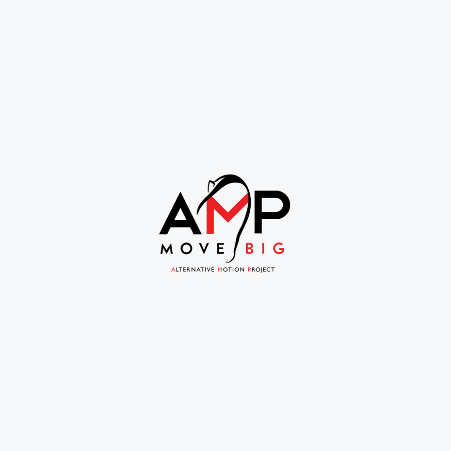 AMP Move Big logo
