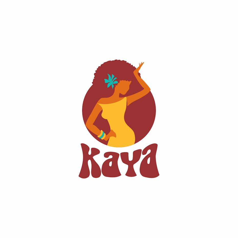 Kaya live music bar logo