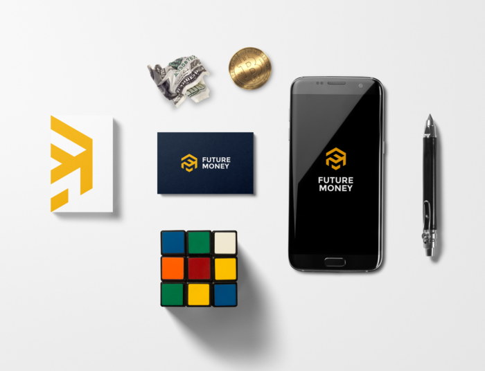 Logo for a cryptocurrency community