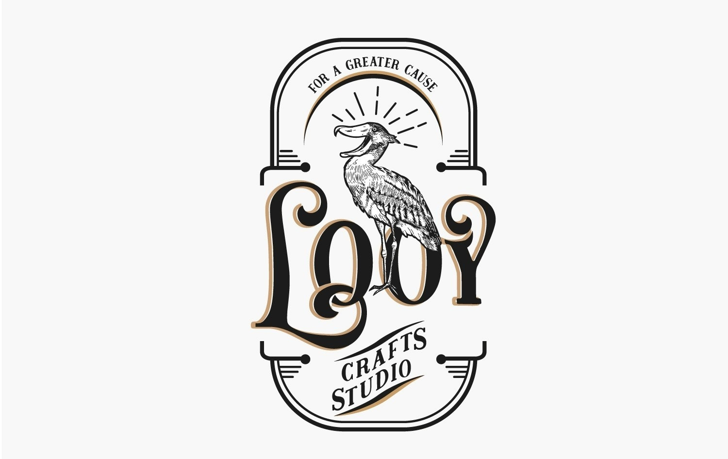 logo for Looy Crafts Studio